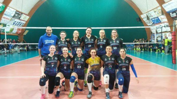 Giò Volley Aprilia - Don Orione (foto squadra)