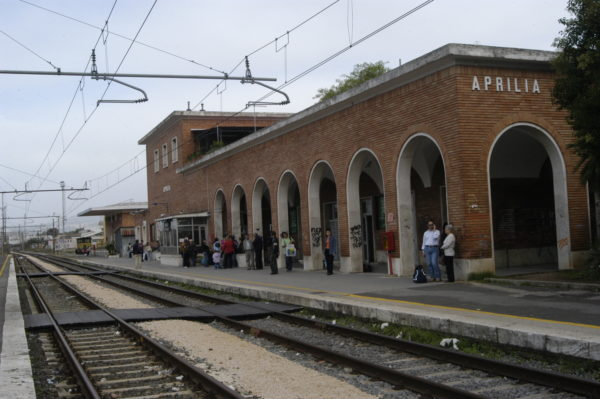 Stazione Aprilia