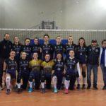 Giò Volley, con la vittoria sul Cali Roma XIII il team D è campione d'inverno