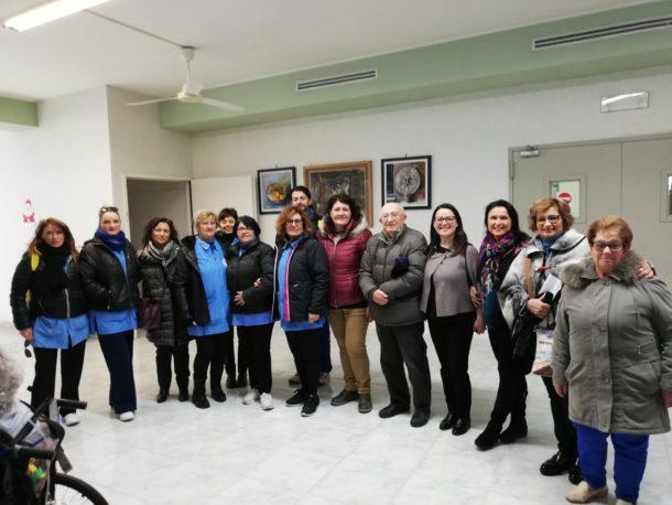 Visita Centro Alzheimer Villa Silvana