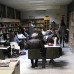 Il Consigliere Zingaretti in visita alla Biblioteca Comunale