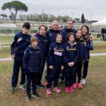 La Runforever partecipa al Trofeo Giovanile di Cross