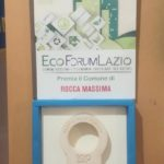 Rocca Massima sempre più virtuosa, il comune premiato all'EcoForum Lazio
