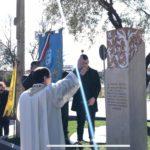 Campo di Carne ricorda Giorgio Buzzi, un monumento per il filantropo drammaticamente scomparso
