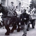 La cavalla Gina, di Angiolino Mantovani, e il Carnevale Apriliano. Una storia iniziata nel 1968…