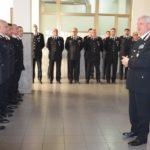 Il generale di Corpo d'Armata Ciceri in visita al Comando Provinciale dei Carabinieri