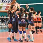 Serie D, la Giò Volley vince contro il Nettuno e insegue il Pianeta Volley