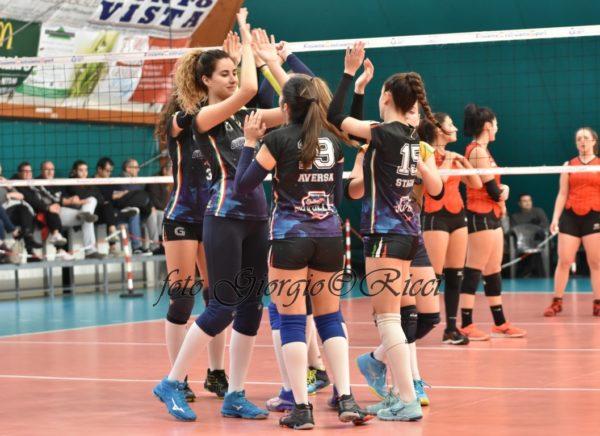 Team D Giò Volley Aprilia nettuno pallavolo