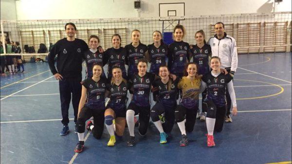 Team D - Tor Di Quinto - Giò Volley (Coppa Lazio)