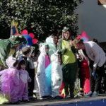 Carnevale apriliano, tra colori e musica la scuole danno il via alla manifestazione