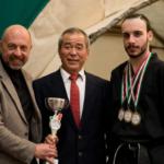 Internazionali di Kobudo 2019, Emanuele Casilli conquista altre 3 medaglie d'oro
