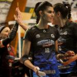 La Giò Volley suona la nona sinfonia: battuta anche Santa Teresa