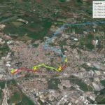 Una pista ciclabile da Aprilia a Nettuno, il progetto