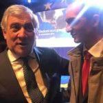 """RiGenerazione Apriliana a """"Stavolta Voto"""", l'incontro con Antonio Tajani"""