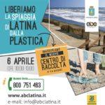 """La spiaggia di Latina finalmente """"libera"""" dalla plastica"""