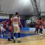 La Virtus basket lotta fino alla fine, ma lo scontro salvezza è del Fondi