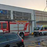 Incendio ad Aprilia2, attimi di panico e il pronto intervento di Vigili del Fuoco e 118