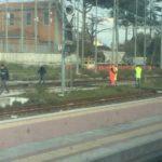 Travolto e ucciso dal treno, tragedia a Campoleone