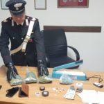 Spacciatore professionista a Cori, arrestato dai Carabinieri