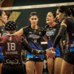 La Giò Volley perde a Cerignola ma mantiene la vetta della classifica