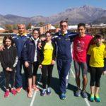 Runforever, raduno tecnico provinciale di atletica leggera