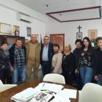 Problematiche di via Apriliana, una delegazione di residenti incontra il sindaco
