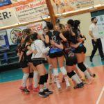 Avanti Giò Volley! Il 3-1 ai danni del Lamezia avvicina le apriliane al titolo