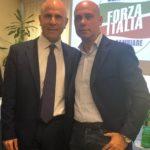 Forza Italia: l'elezione di Vulcano in Provincia è una vittoria di tutti, ora le Europee