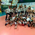Giò Volley conquista la Serie C con una giornata di anticipo!