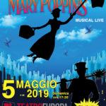 """""""Mary Poppins"""" è al Teatro Europa domenica 5 maggio alle 17.30"""