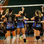 Diciottesima vittoria consecutiva per la Giò Volley di Aprilia in campionato.