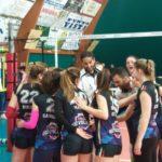 Team D della Giò Volley in finale di Coppa Lazio: battuto 3-0 il Nautilus