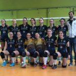 La Giò Volley vince la medaglia d'argento in Coppa Lazio.