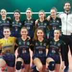 Giò Volley: U16 termina un'ottima annata contro Volleygroup.