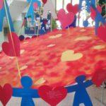 #PASCOLIAUTISMO: l'istituto di Aprilia si è tinto di blu per tre settimane