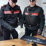 Sorpreso alle Autolinee di Latina con 52 grammi di marijuana, arrestato