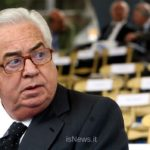 E' morto l'ex senatore Giuseppe Ciarrapico. Aveva fondato Latina Oggi