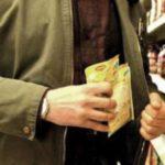 """Una """"spesa"""" da 350 euro senza passare dalla cassa, denunciato"""