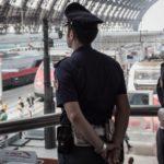 4.100 controlli e 8 arresti, numeri di una settimana della Polizia Ferroviaria.