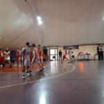 Virtus Basket Aprilia al primo posto nel campionato di Promozione.