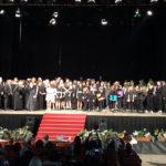 """Grande successo per """"CoralAprilia Folk, melodie italiane e dal mondo""""."""