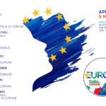 Presentazione della lista +Europa Italia in Comune e dei suoi candidati.
