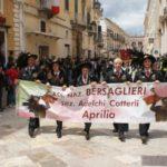 "Fanfara ""Cotterli"" al 67° Raduno nazionale a Matera."