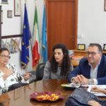 Delegazione Città di Mostardas incontra il Sindaco Terra.