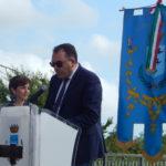 I.C. Zona Leda intitolato a Gianni Orzini, il discorso del sindaco Terra.