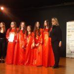 """Il Coro della Pascoli vince il concorso """"San Vigilio in…canto""""."""