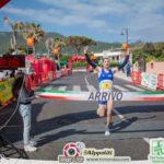 """Francesco Tescione dell'ASD Podistica Aprilia trionfa alla """"Circeo Run""""."""