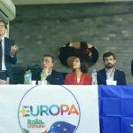 +Europa e Italia in Comune Aprilia sulla docente sanzionata a Palermo.