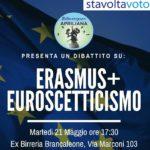 Erasmus+ ed Euroscetticismo: l'evento sull'UE di RiGenerazione Apriliana.