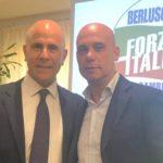 La sezione apriliana di Forza Italia a sostegno del candidato De Meo.